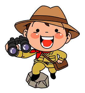 Explorer Boy clipart