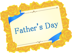 Father's Day Card clipart