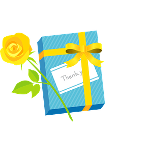 Father's Day Gift clipart