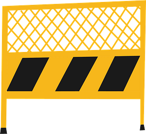 Fence Construction clipart