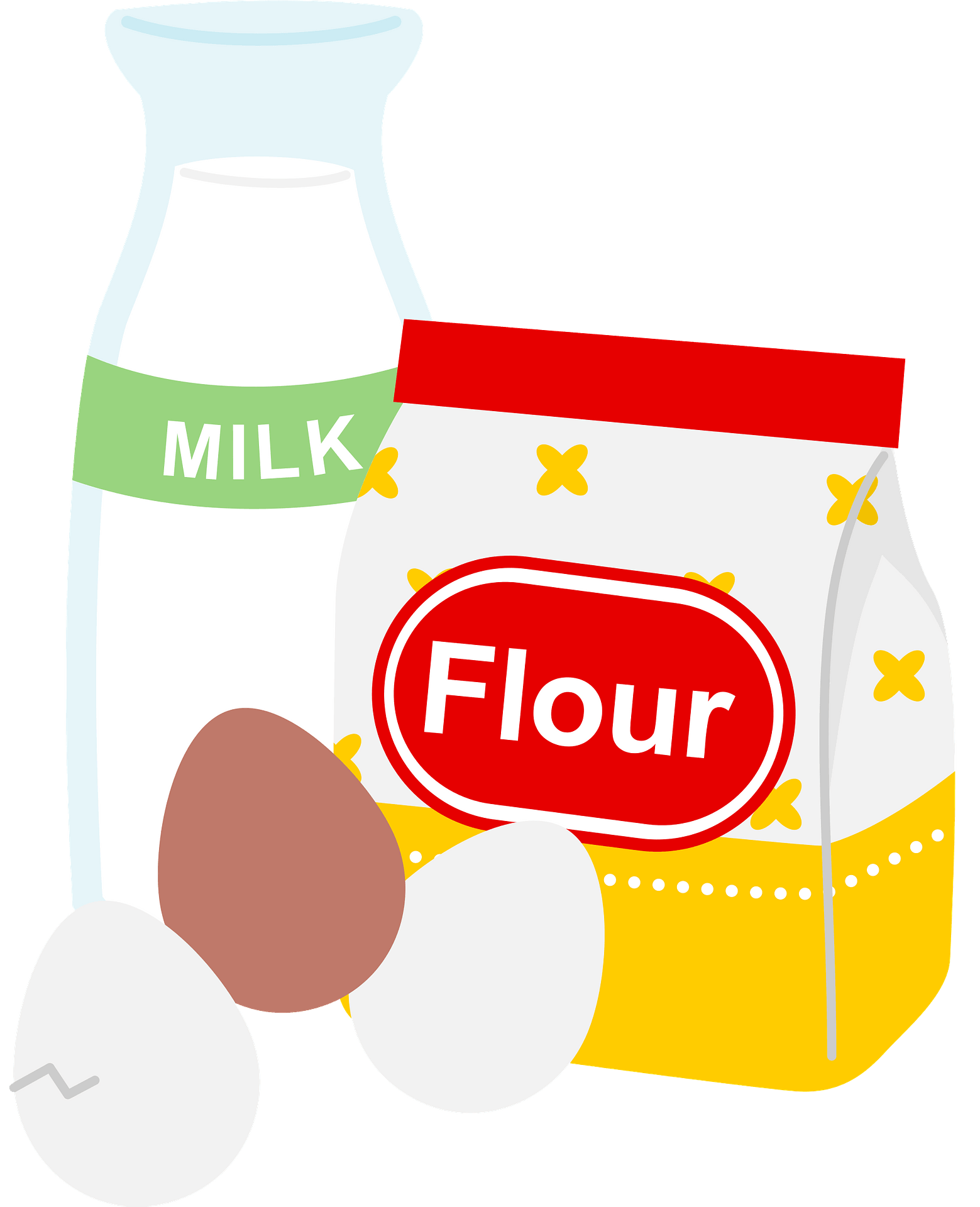 flour egg and milk clipart free download transparent png creazilla flour egg and milk clipart free