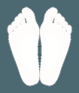 Foot Feet Sole - Bottom clipart