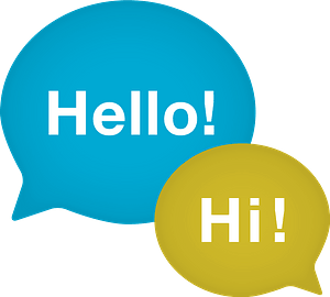 Greeting Balloon clipart