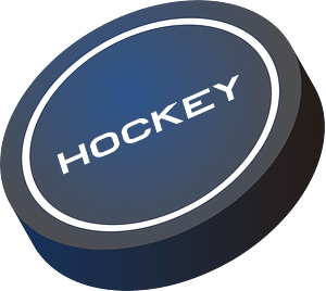 Ice Hockey Puck clipart