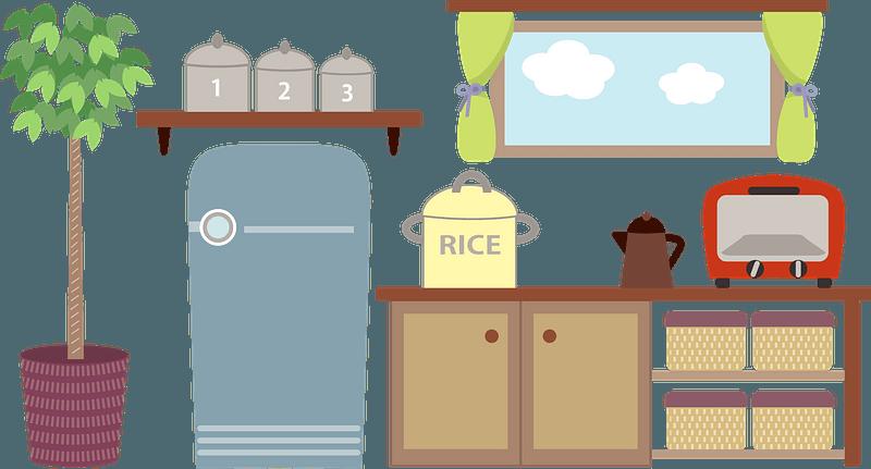 Kitchen Set Up Clipart Free Download Transparent Png Creazilla