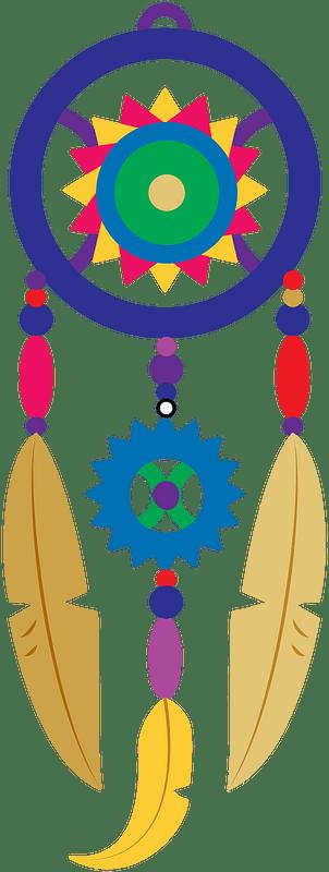Dreamcatcher clipart