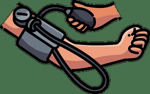 Blood pressure clipart