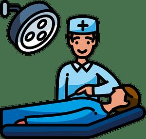 Surgeon clipart