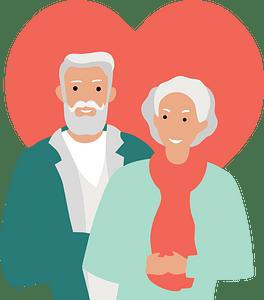 Grandparents day clipart