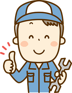 (Todd) Mechanic Man is Giving Thumbs Up clipart