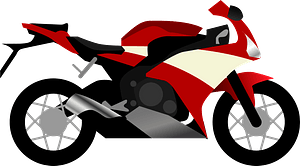 Motorcycle Bike clipart