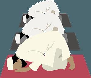 Muslim Prayer clipart