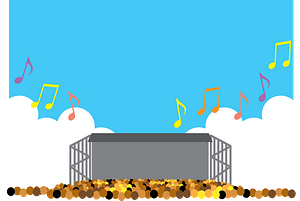 Outdoor Concert clipart