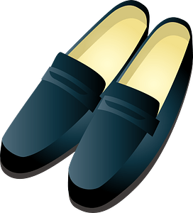 Penny Loafers clipart