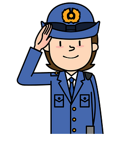 Police Officer Woman clipart