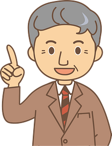 (Ivan) Businessman is Giving Advice clipart