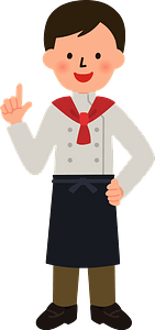 Restaurant Cook clipart
