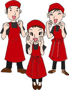 Restaurant Staff clipart