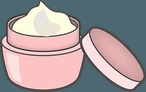 Skin Care Cream clipart