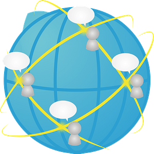 Social Networking Service clipart