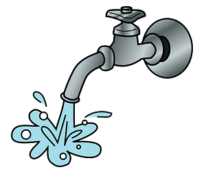 Tap Water Supply clipart