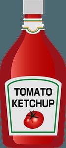 Tomato Ketchup clipart