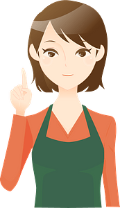 Woman Giving is Advice clipart