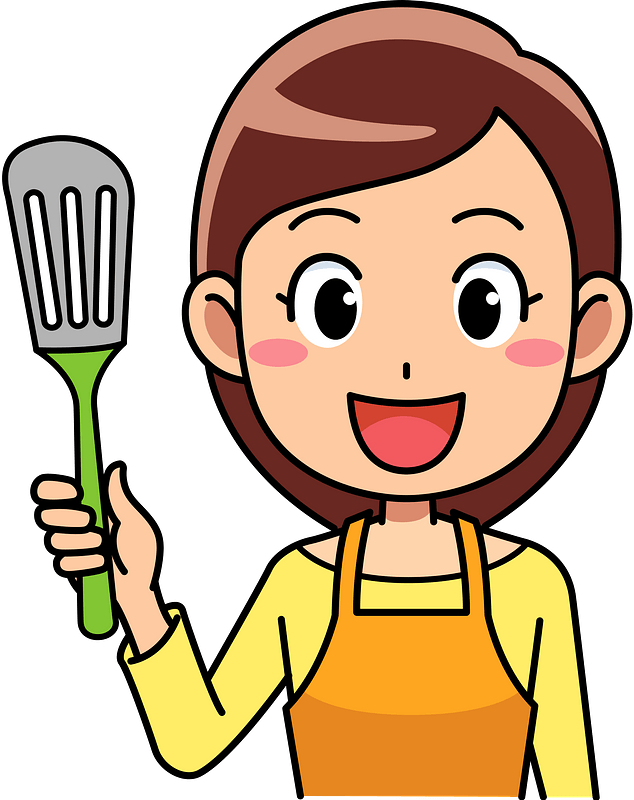 Eleanor Woman Is Cooking Clipart Free Download Transparent Png Creazilla
