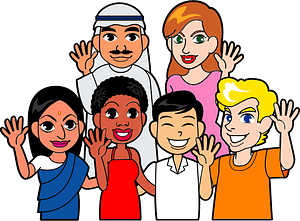 World People clipart
