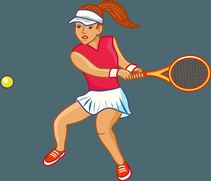 Tennis Player Clipart Free Download Transparent Png Creazilla
