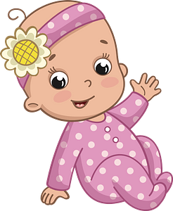 Baby Girl Clipart Free Download Transparent Png Creazilla