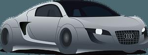Audi RSQ clipart
