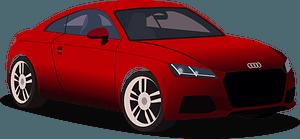 Audi tt clipart