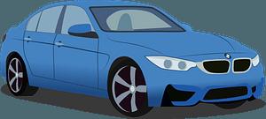 BMW m3 clipart