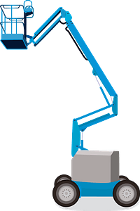 Cherry Picker clipart