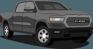 Dodge Ram clipart