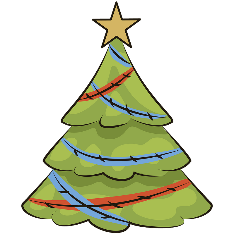 Christmas Tree Images Free Download.Christmas Tree Clipart Free Download Creazilla