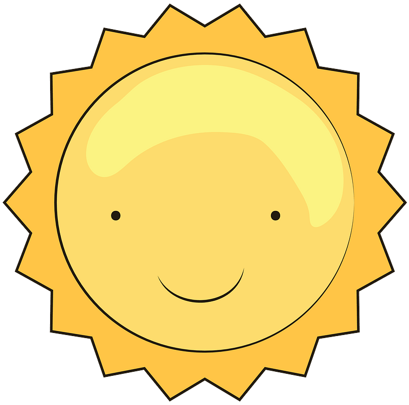Free Images Of Cartoon Sun, Download Free Clip Art, Free Clip Art on Clipart  Library