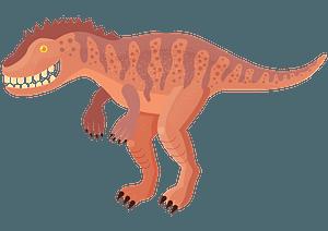 Giganotosaurus clipart