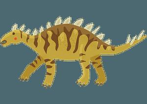 Gigantspinosaurus clipart