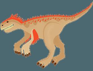 Indominus rex clipart