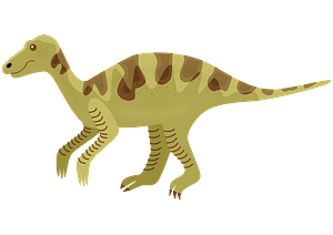 Maiasaura clipart