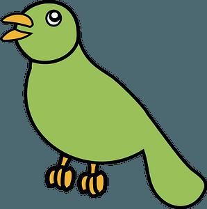 Bird clipart