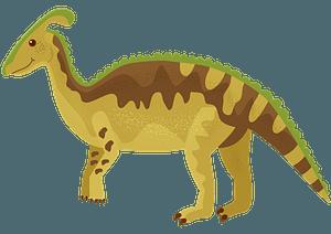 Parasaurolophus clipart