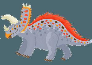 Pentaceratops clipart