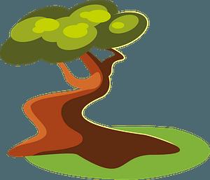 Old oak clipart