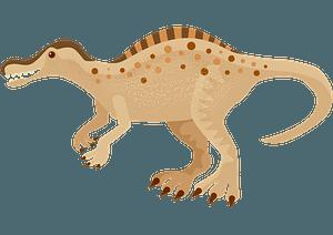 Suchomimus clipart