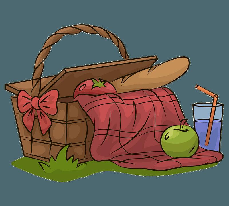 Picnic Basket Clipart Free Download Transparent Png Creazilla