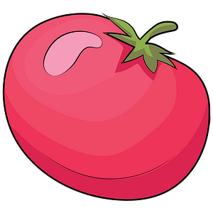 Tomato clipart