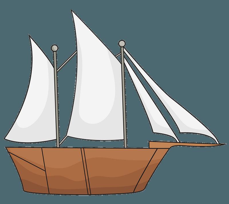 Sailing Ship Clip Art